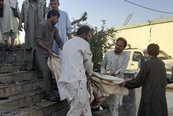 داعش دہشت گرد تنظیم نے قندوز میں شیعہ مسجد پر بہیمانہ حملے کی ذمہ داری قبول کرلی