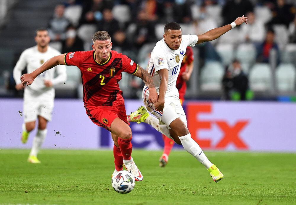 فرانسه حریف اسپانیا در فینال لیگ ملتهای اروپا شد