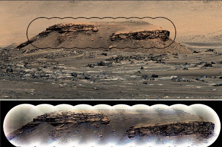 کاوشگر ناسا وجود دریاچه در مریخ را تایید کرد