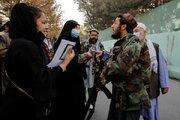 """افغانستان ... تظاهرات نسائية تطالب """"طالبان"""" باحترام حقوق المرأة"""