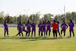 اعلام اسامی بازیکنان دعوت شده به اردوی تیم ملی فوتبال بانوان
