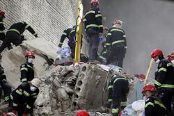 ریزش ساختمان مسکونی در «باتومی» ۵ کشته برجای گذاشت