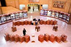 برگزاری نمایشگاه حکاکی روی فلز در ساختمان وزارت میراثفرهنگی