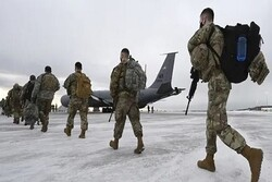 US terrorist forces enter Syria from Iraq