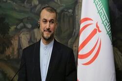 Syria FM to visit Tehran in coming days: Amir-Abdollahian