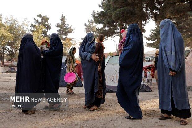 زنان افغانستان تحت حاکمیت طالبان