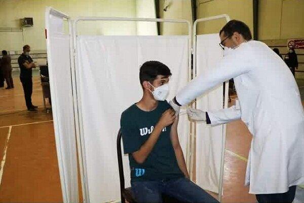 بیش از ۴۰ درصد از افراد بالای ۱۲ سال در فارس واکسینه شدند