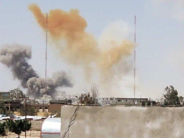 یمنی فورسز کا سعودی عرب کے شاہ عبدالعزیز ائیرپورٹ پرڈرون سے حملہ