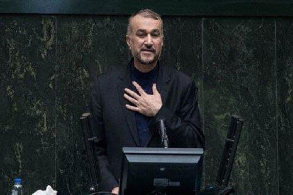 امیرعبداللهیان چهارشنبه به مجلس میآید/ تحولات منطقه بررسی میشود