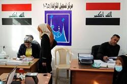 تعداد کرسیهای گروههای سیاسی عراقی در انتخابات