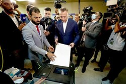 Iraqi Parliamentary elections kick off officially
