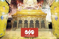 مراسم إزالة الغبار عن ضريح الإمام الحسين (ع)/ بالفيديو