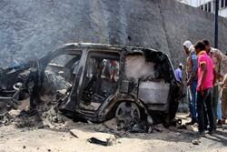 قتلى وجرحى جراء انفجار عنيف استهدف مسؤولين في حكومة هادي