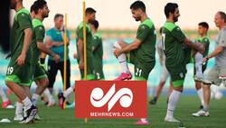 تدريبات منتخب إيران لكرة القدم استعدادا لمواجهة الكوري الجنوبي/ بالفيديو