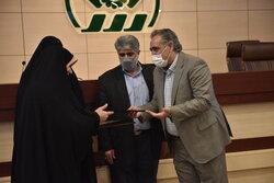 عضو جدید شورای شهر تحلیف شد