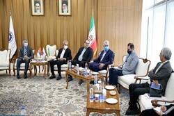 رئیس اتاق ایران با سفیر صربستان در تهران دیدار کرد
