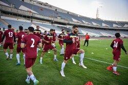 İran Milli Futbol Takımı, Güney Kore sınavına çıkıyor