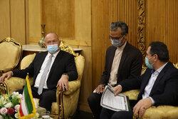 Swiss Natl. Council pres. arrives in Tehran for mutual talks