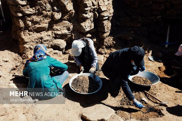 İran'da tarihi bir su değirmeni gün yüzüne çıkarıldı!