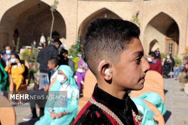 آیین اختتامیه نخستین جشنواره سراسری نمایش کودک باغچهبان