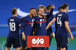 فرانسه قهرمان لیگ ملت های اروپا شد