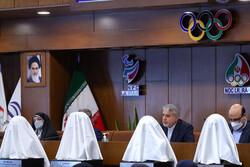 سردیس پنج ورزشکار المپیکی و پارالمپیکی رونمایی شد