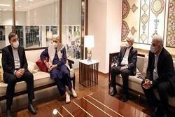 Iranian lawmakers arrive in Pakistan to discuss parl. coop.
