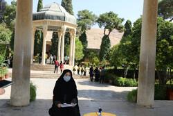 ویژه برنامه «قند پارسی» در شیراز  برگزار شد