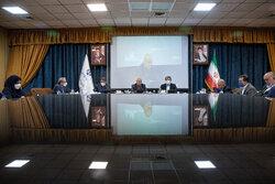 یکصد و سی و سومین جلسه نهاد تعامل سازمان برنامه و بودجه