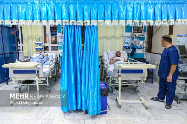 نوای نِی پرستار، مرهم درد بیماران