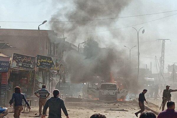 5 killed, 10 injured in car bomb blast in northern Syria