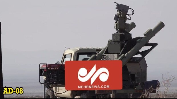 VIDEO: Iran Army test-launches 'Majid' Air Defense System