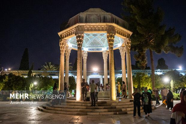 Mausoleum of Hafez Shirazi