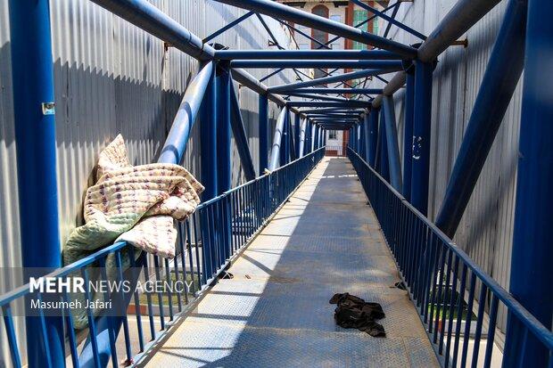 پلهایی که امنیت ندارند