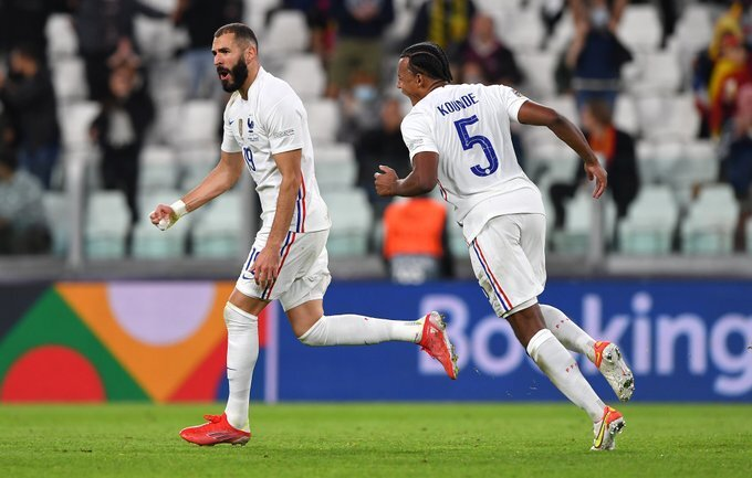 قهرمانی فرانسه با برد مقابل اسپانیا/فرمول همیشگی خروس ها جواب داد