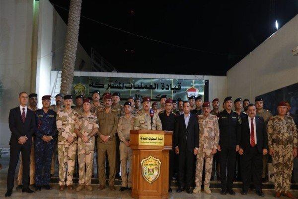 عراق: طرح امنیتی ویژه انتخابات موفقیت آمیز بود