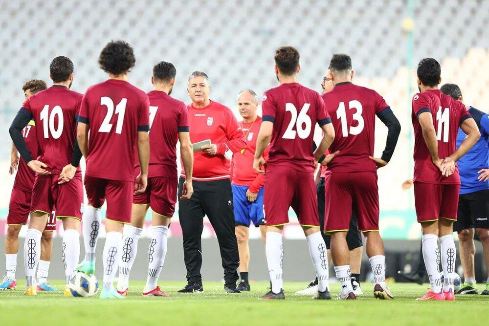 Iran remain unchanged in FIFA ranking