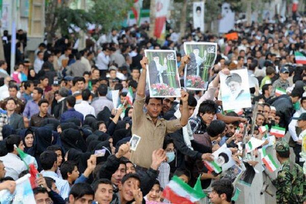 مباحث مورد تأکید رهبری در بجنورد/ مروری بر احساسات یک روز تاریخی