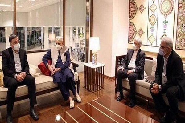 هیئت گروه دوستی پارلمانی ایران -پاکستان وارد اسلامآباد شد