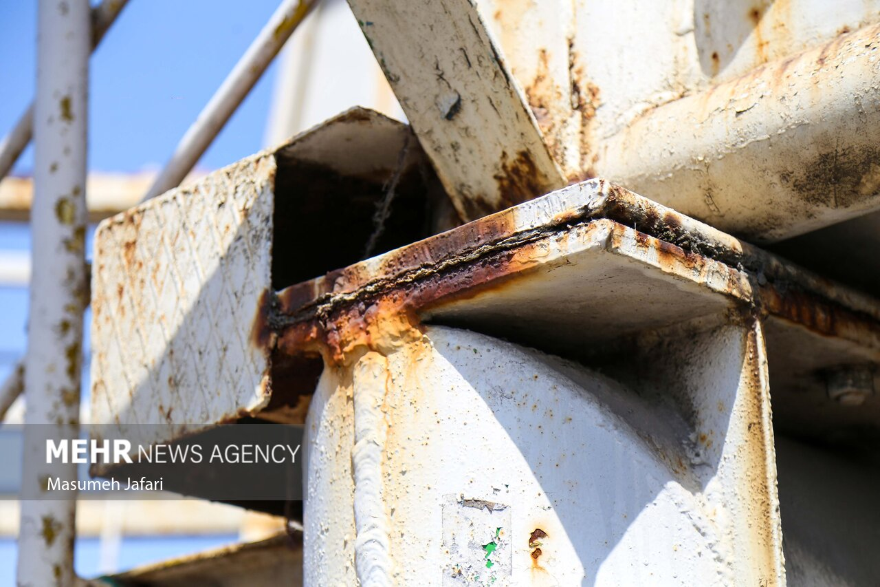 وضعیت پل های عابر پیاده ساری