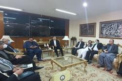 Iran, Pakistan discuss bilateral, economic ties