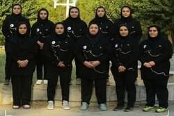 Iran women finish IWF Youth World C'ships in 3rd place