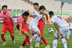 Iran, South Korea draw in World Cup qualifier