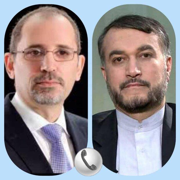 عبداللهيان: ضرورة أن تتحمل جميع الدول الإسلامية مسؤولية احتلال القدس الشريف