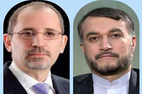 Jordan considering relations with Iran 'important'