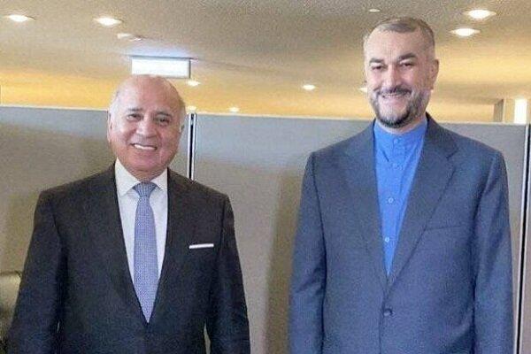 Iranian FM congratulates Iraqis on successful vote