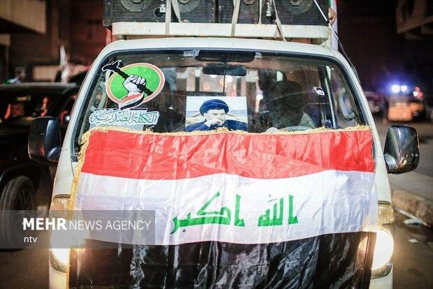 نتایج اولیه انتخابات عراق