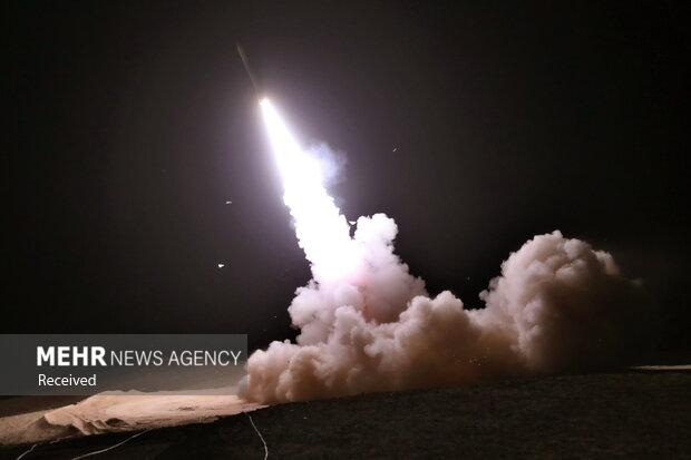 İran'daki hava savunma tatbikatından yeni görüntüler