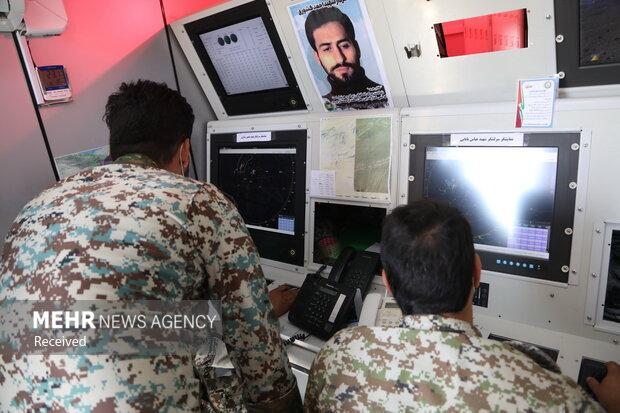 İran'daki askeri tatbikattan fotoğraflar