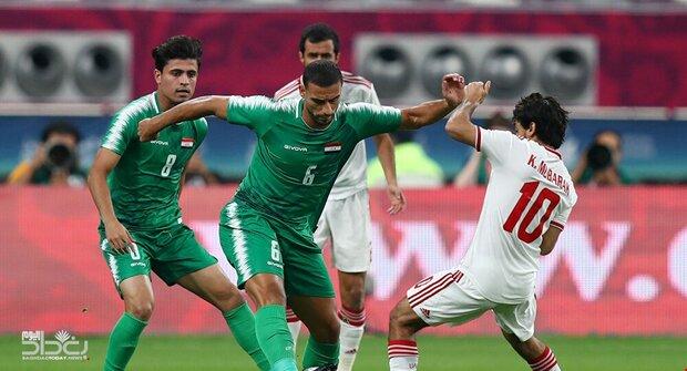 المنتخب العراقي ينجو من الخسارة أمام الإمارات